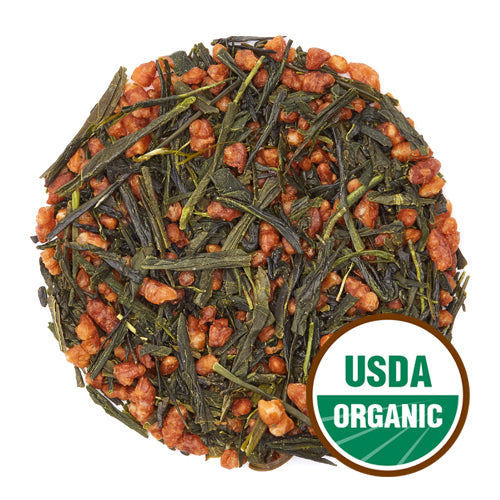 Organic Genmaicha (Rice Tea)