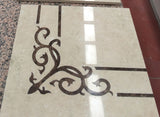 ESQUINERO DESIGN IN MARBLE NATURAL STONE