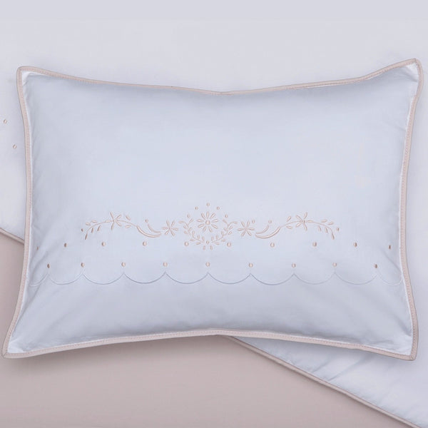 Petite Vigogne Belle Pink Decorative Sham