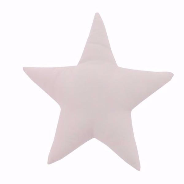 Petite Vigogne Superstar Decorative Star Pillow-PINK/BLUE/GRAY available