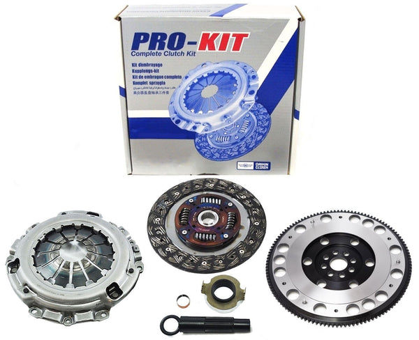 CLUTCH PRO-KIT+RACING PRO-LITE FLYWHEEL ACURA RSX TYPE-S CIVIC SI K20 6SPD