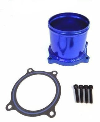 6.7L BLUE THROTTLE VALVE DELETE KIT 2007-2012 DODGE RAM CUMMINS DIESEL EGR