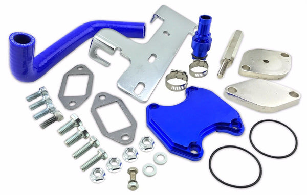 EGR DELETE KIT 2010-2014 DODGE RAM 2500 3500 6.7L CUMMINS BLOCK OFF PLATES SET