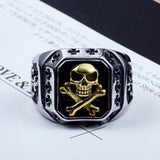 The pirate ring