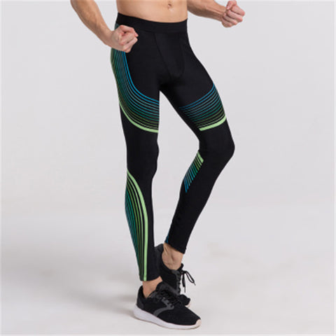 Men's Compression Leggings Men's Fitness Pants, Men's Fitness Leggings, Men's Gym Apparel