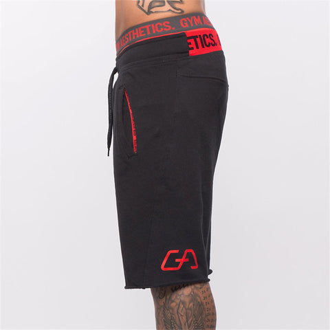 New Golds Clothing Mens Fitness Shorts