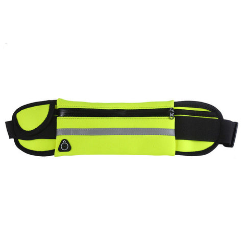 Outdoor Running Waist Belt, Waterproof Running Belt, Jogging Belt