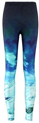 3D Printed Women leggings, Women's Fitness Leggings, Yoga Leggings