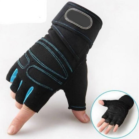 Fitness Sports Gym Gloves For Weight Lifting and Exercise