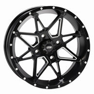 ITP TORNADO WHEEL, MATTE BLACK