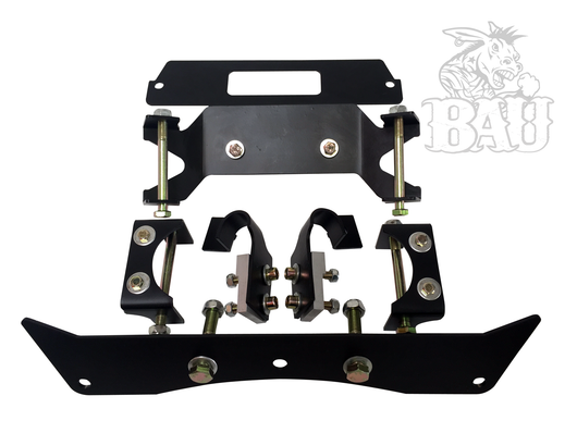 2011-2013 RZR XP Complete Front Gusset Kit