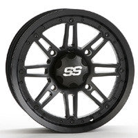 ITP SS ALLOY SS216 - BLACK OPS,MATTE BLACK