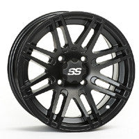 ITP SS ALLOY SS316 - BLACK OPS,MATTE BLACK