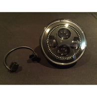 "7"" Round LED Headlight Toyota, Jeep, FJC Truck"