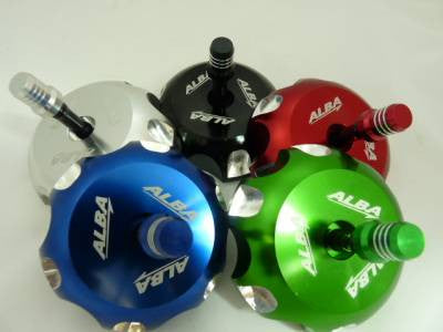 BILLET GAS CAPS