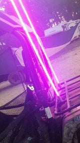 Solid Color LED Whip