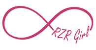 *RZR GIRL* Infinity Decal