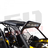 Can-Am 2014 Roll Cage Light Bar Rack Combo with 40 inch Curved LED Light Bar