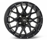 ITP HURRICANE WHEEL MATTEBLACK