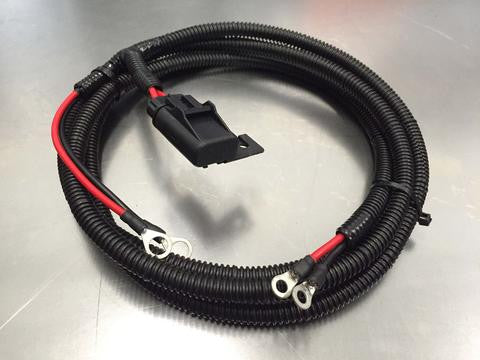 30 AMP CAPACITY UNDER HOOD UPFIT HARNESS RZR