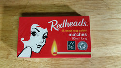 Extra Long Matches - 45pk