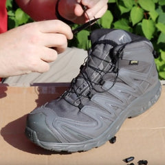 Stay On The Move With Salomon Forces Footwear