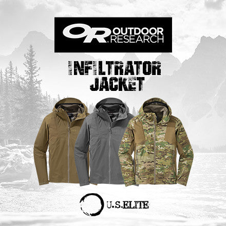 New Jacket From Outdoor Research Infiltrates U.S. Elite