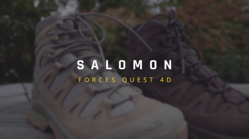 Favorite Fridays: Salomon Forces Quest 4D
