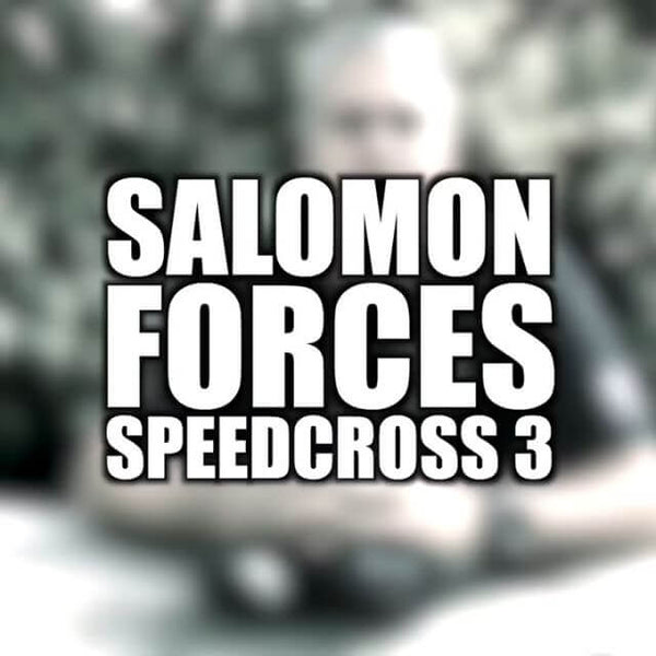 Ed's Faves: Salomon Speedcross 3