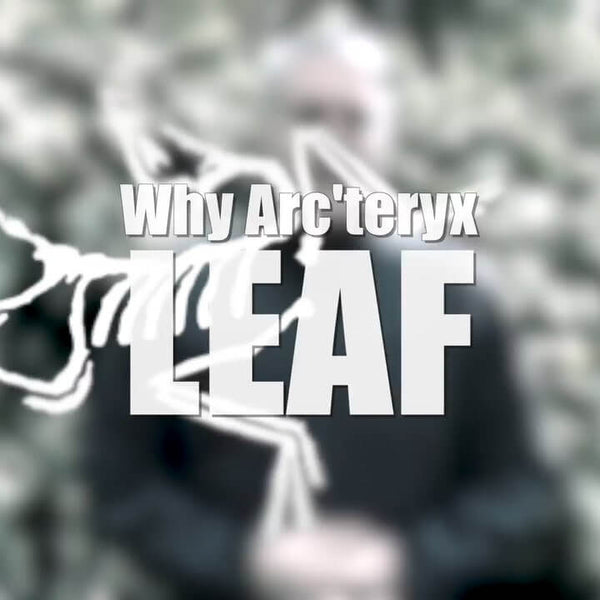 Ask A Ninja: Arc'teryx LEAF Vs Arc'teryx Outdoors