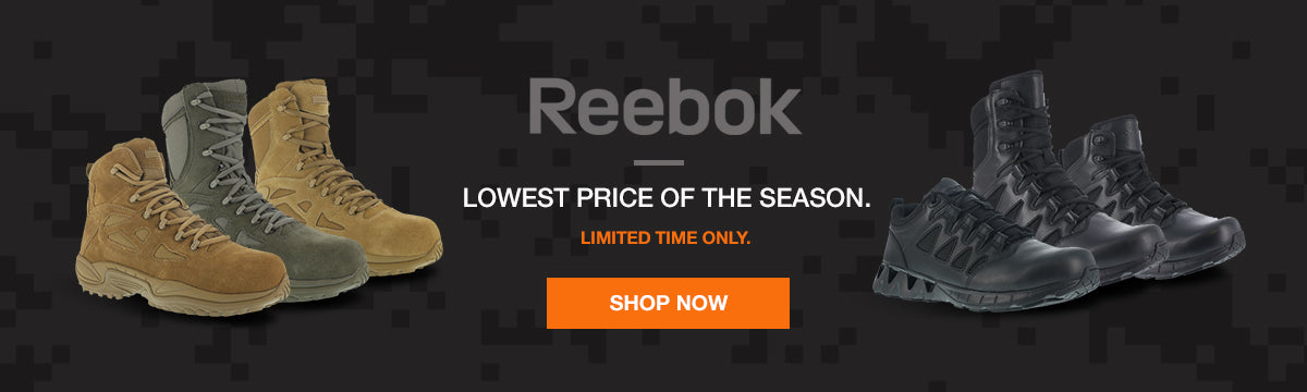 Get the lowest price of the season on Reebok at US Elite Gear