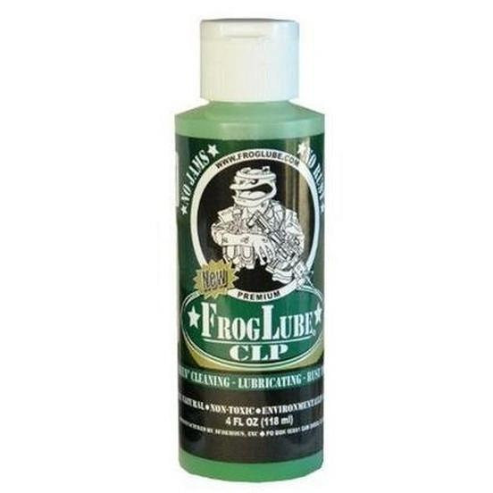 FrogLube Premium CLP Lubricant Liquid - 4oz Bottle