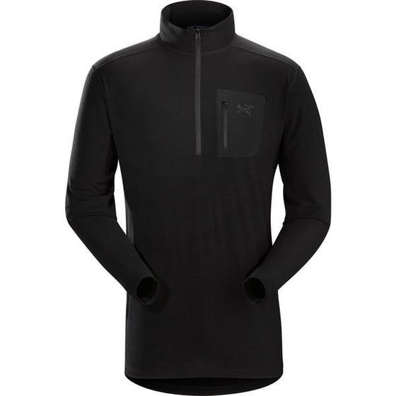 Arc'teryx LEAF Cold WX Zip Neck AR Men's (Wool)
