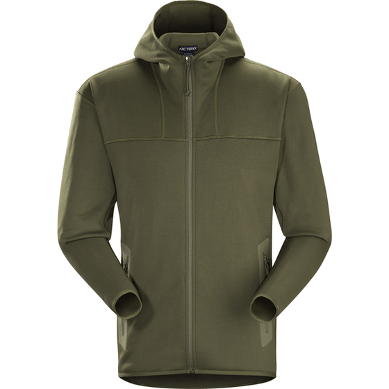 Arc'teryx LEAF Naga Hoody Full Zip
