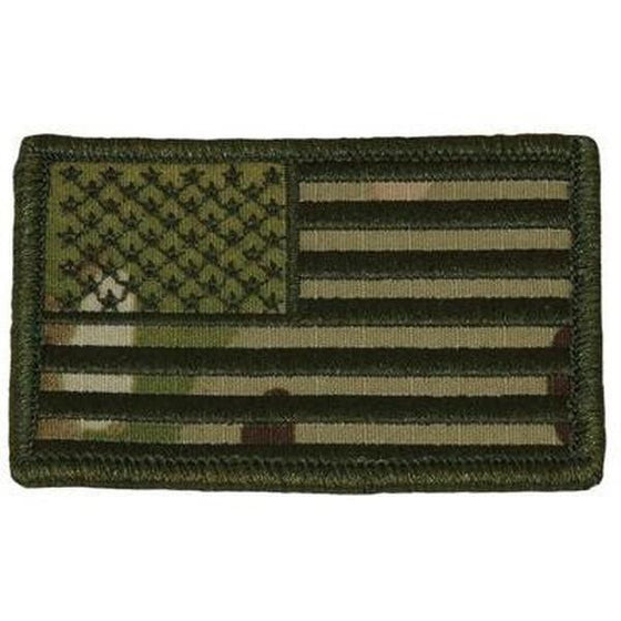 215 Gear American Flag Patch