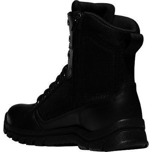 "Danner Lookout Side-Zip 8"" Black"