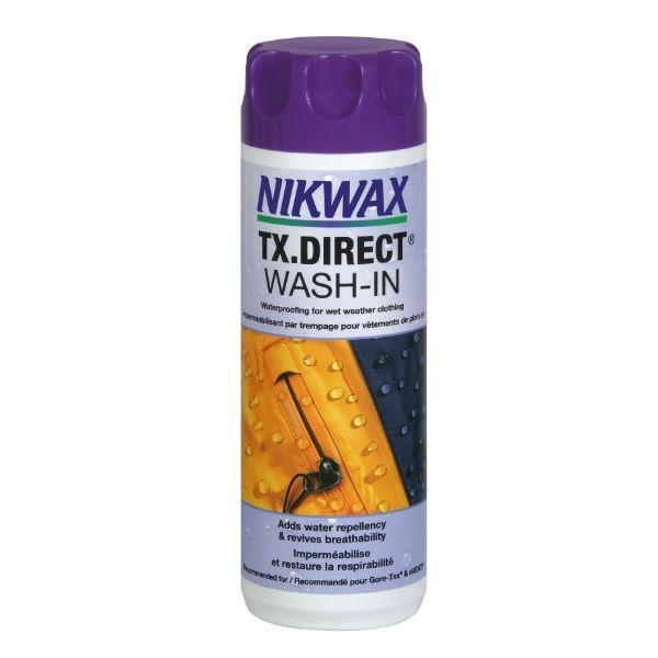 Nikwax TX.Direct Wash-In Waterproofing 10 fl. oz. Bottle