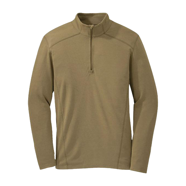 Outdoor Research Foundation Long Sleeve Zip Top