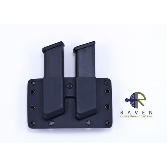 Raven Concealment Systems Double Pistol Magazine Carrier