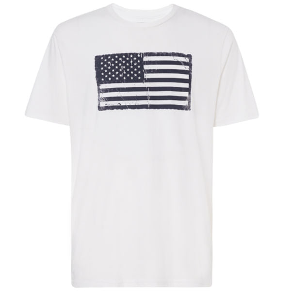 Oakley Distressed Flag Tee