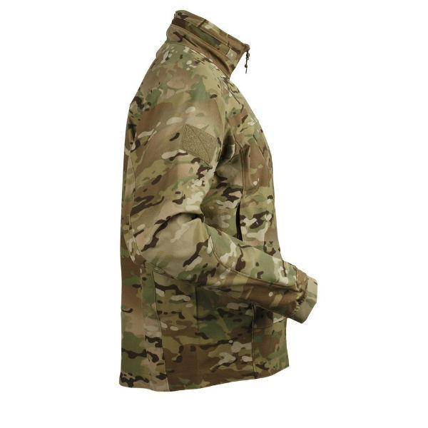 Wild Things Soft Shell Jacket Lightweight SO 1.0 Multicam