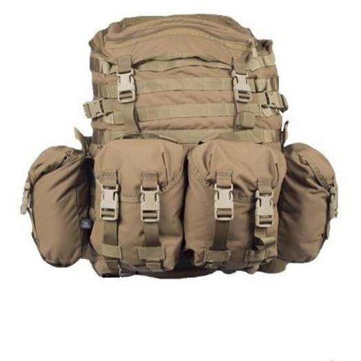 High Ground 5 Day Pack w/ Quick Release Waistbelt