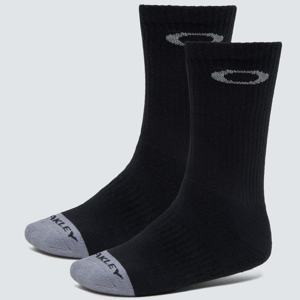 Oakley SI 5-Pack Crew Socks - Black