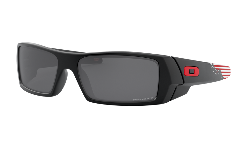"Oakley SI Gascan American Heritage ""Star and Stripes"" Sunglasses"