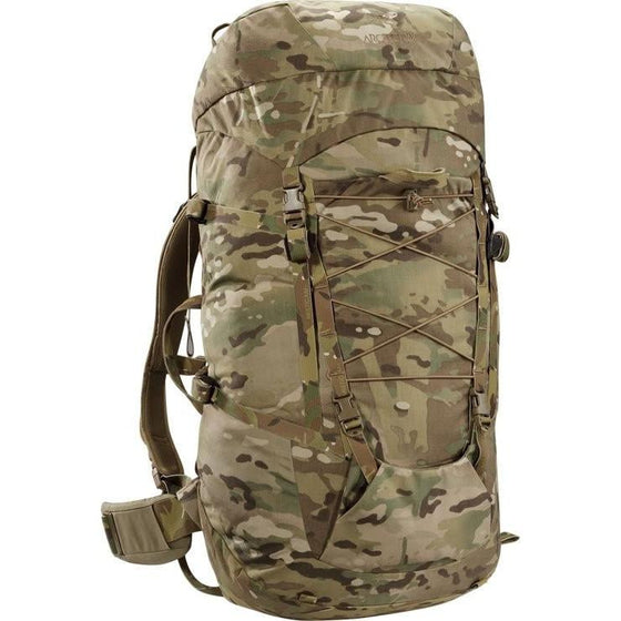 Arc'teryx LEAF Khyber 50 Backpack MultiCam