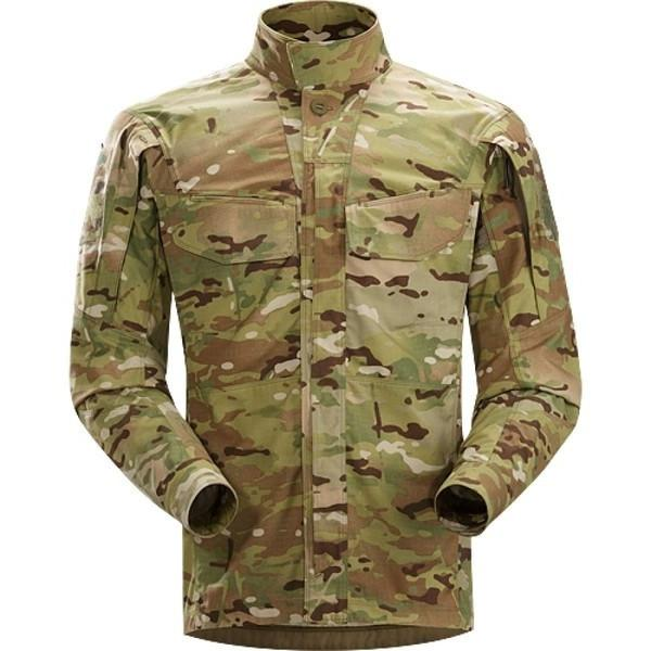 Arc'teryx LEAF Assault Shirt LT Men's - MultiCam