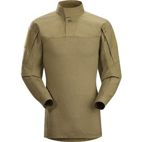 ece256857c5 Arc'teryx LEAF Assault Shirt AR | U.S. Elite Gear