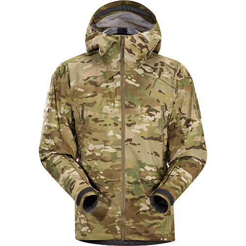 Arc'teryx LEAF Alpha LT Jacket MultiCam GEN 2 (Discontinued Model) - us-elitegear.myshopify.com