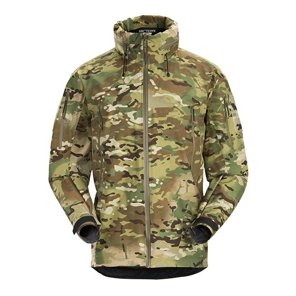 Arc'teryx LEAF Alpha Jacket GEN 2 - MultiCam
