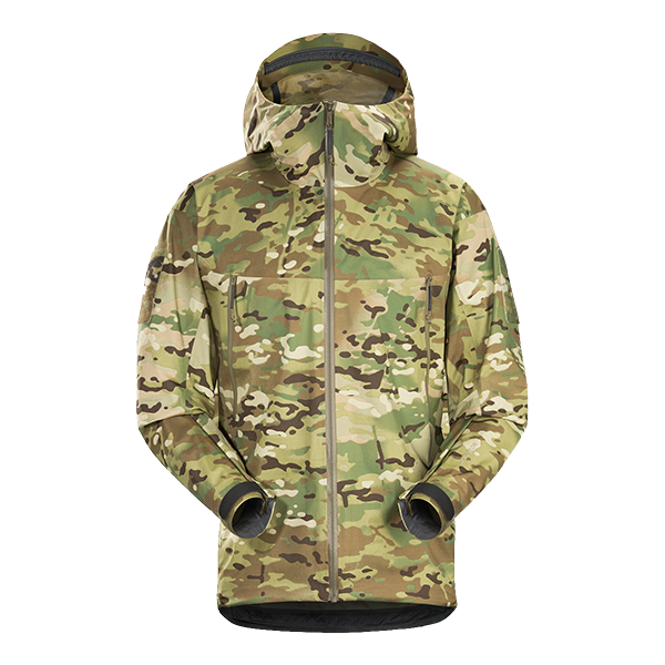 Arc'teryx LEAF Alpha Jacket LT GEN 2 - MultiCam